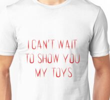 Suicide Squad Joker Quote Unisex T-Shirt