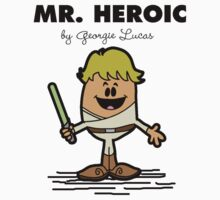 Mr Heroic by TopNotchy