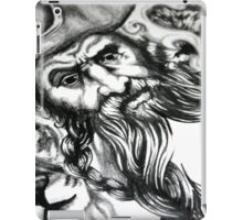 PIRATE TATTOO iPad Case/Skin