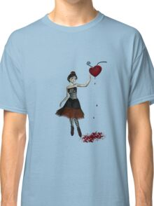 Bleeding heart doll Classic T-Shirt