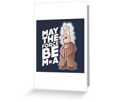 Jedynamics Greeting Card