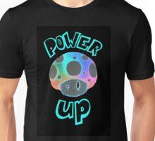 Mario Power Up Mushroom  Unisex T-Shirt