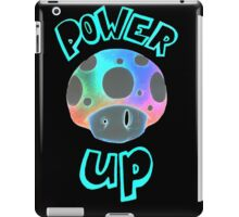 Mario Power Up Mushroom  iPad Case/Skin