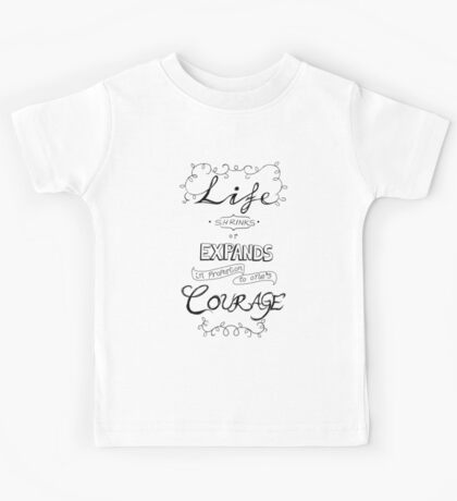 Courage Kids Tee