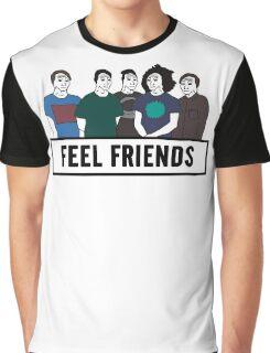 Feel Friends Graphic T-Shirt