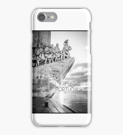 Padrão dos Descobrimentos iPhone Case/Skin
