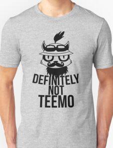 Definitely not :3 Unisex T-Shirt