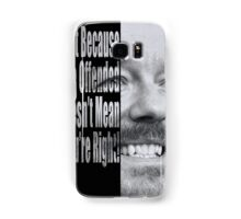 Ricky Gervais - You're Wrong. Samsung Galaxy Case/Skin