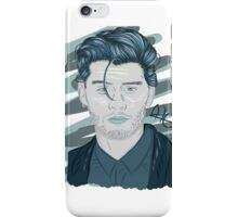 Zayn Malik - Digital Art iPhone Case/Skin