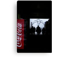 old icons Canvas Print