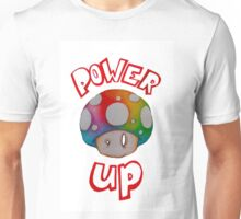 Super Mari Mushroom Unisex T-Shirt