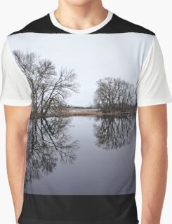 The Edge Of Spring Graphic T-Shirt