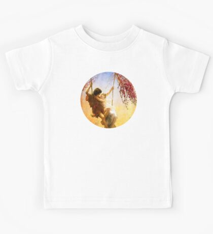 The Spring of Our Love Kids Tee