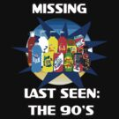 Last Seen: The 90's by Faction