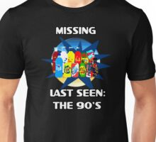 Last Seen: The 90's Unisex T-Shirt