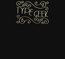 Type Geek - Rebel Yell-ow  Women's Fitted Scoop T-Shirt