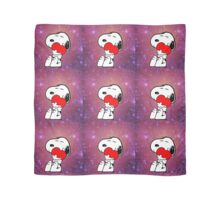 snoopy love  Scarf
