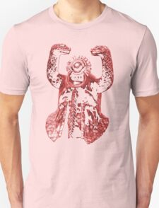 Thulsa Portrait (Red) T-Shirt