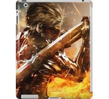 Metal Gear Rising iPad Case/Skin