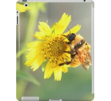 Busy busy bee iPad Case/Skin