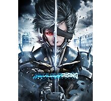 Metal Gear Rising Photographic Print