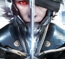 Metal Gear Rising Sticker