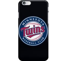 minnesota twins iPhone Case/Skin