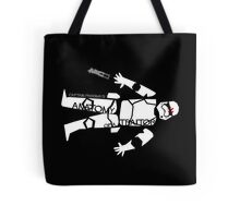 Anatomy of a Traitor Tote Bag