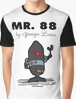 Mr 88 Graphic T-Shirt