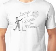 George Lassos the Moon Unisex T-Shirt