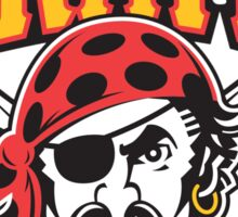 pitsburgh pirates Sticker