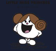 Little Miss Princess Baby Tee