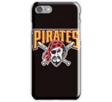 pitsburgh pirates iPhone Case/Skin