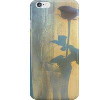 Rose Silhouette iPhone Case/Skin