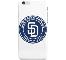 san diego padres iPhone Case/Skin