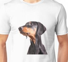 doberman pinscher Unisex T-Shirt