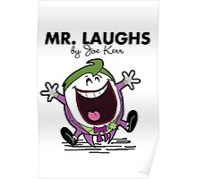 Mr Laughs Poster