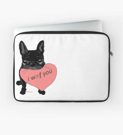 cuba in love Laptop Sleeve