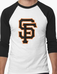 san francisco giants Men's Baseball ¾ T-Shirt