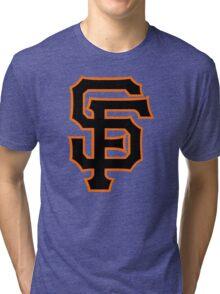 san francisco giants Tri-blend T-Shirt