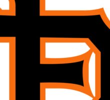 san francisco giants Sticker