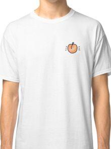 Peach Drawing Classic T-Shirt