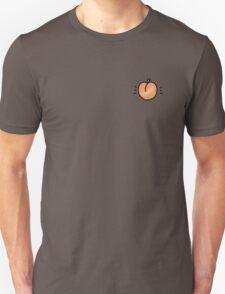 Peach Drawing Unisex T-Shirt