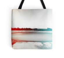 Digital Landscape #10 Tote Bag