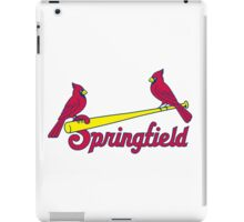 saint louis cardinals iPad Case/Skin