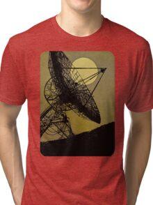 Satellite Dish 1965 Tri-blend T-Shirt