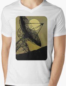 Satellite Dish 1965 Mens V-Neck T-Shirt