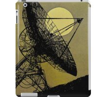 Satellite Dish 1965 iPad Case/Skin