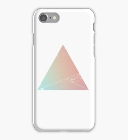 Gradient Triangle iPhone Case/Skin