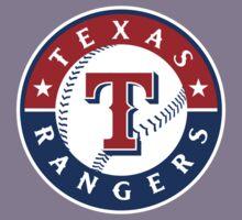 texas rangers Kids Tee
